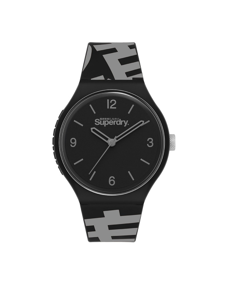 Montre superdry homme Urban XL Kanji SYG294BE