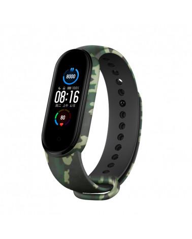 Smarty Smart watch - Fit Camo - camouflage-Muster - Kalorienverbrauch - Schrittzähler - Schlafüberwachung - Fitness