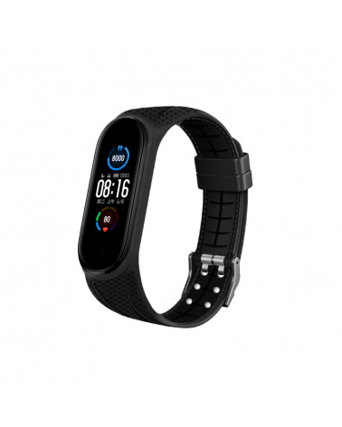 Smarty Smart watch - Fit Soft touch - Kalorienverbrauch - Schrittzähler - Schlafüberwachung - Fitness