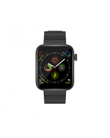 Smarty Connected Watch - Erfolg - Silikonarmband - Schlafkontrolle - Fitness - Bluetooth-Anruf