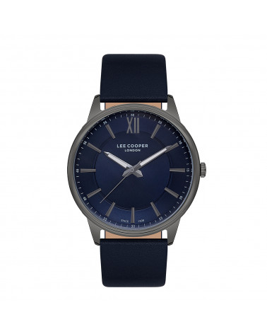 Men's watch - Lee Cooper - LC07156.099 - leather strap