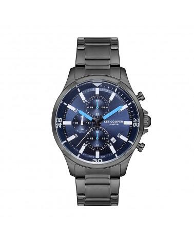 Men's watch - Lee Cooper - LC07179.090 - metal bracelet
