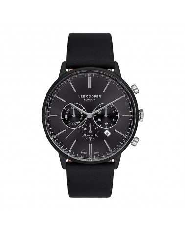 Lee Cooper Men's Watch - LC07200.651 - leather strap
