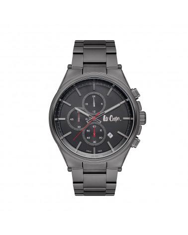Men's watch - Lee Cooper - LC07190.050 - metal bracelet