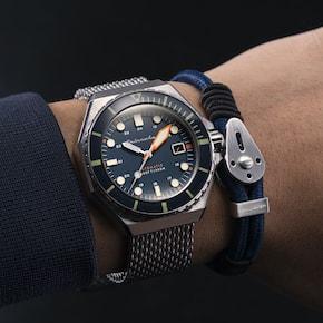 montre et bracelet homme Spinnaker